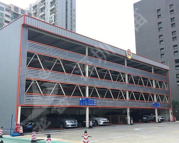 钢结构立体式停车场工程.jpg